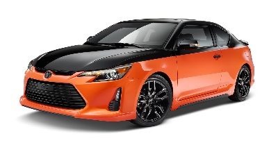DUAL THREAT: TWO-TONE SCION tC RELEASE SERIES 9.0 AVAILABLE NOW
