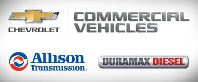 Duramax Diesel, Allison Transmission Will Power Chevrolet's All-New Medium Duty Commercial Truck