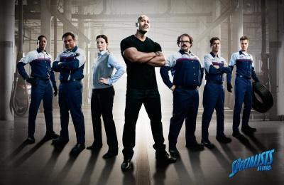 DWAYNE JOHNSON ACCEPTS LEADING ROLE WITH FORD SERVICE
