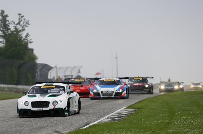 DYSON RACING TEAM BENTLEY READIES FOR TORONTO PIRELLI WORLD CHALLENGE