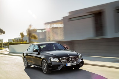 New E-Class models go on sale: Efficient and intelligent