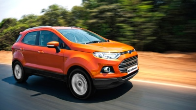 Created For the Urban World, All-New Ford EcoSport Embarks On Its Journey in India
