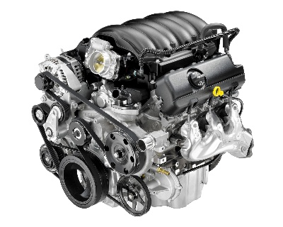 2014 Sierra'S New 4.3L Tops In Standard V-6 Pickup Torque
