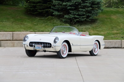 ED FOSS LOW-MILEAGE CORVETTE COLLECTION COMING TO MECUM MONTEREY 2015