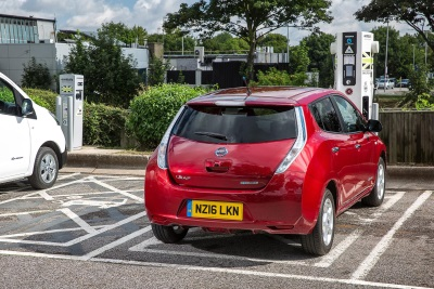 MORE ELECTRIC CAR CHARGING STATIONS THAN FUEL STATIONS BY 2020