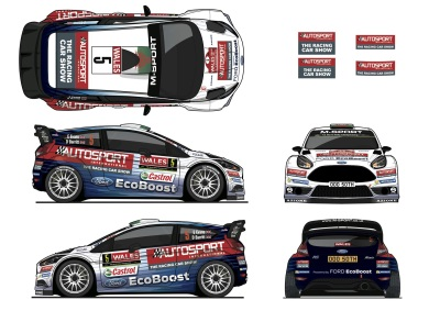 Image Gallery Rally Livery