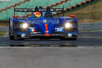 In addition to defending the ELMS title it secured in 2013, Alpine has set its sights higher for this year's Le Mans 24 Hours