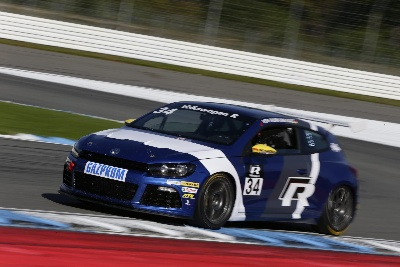 END OF AN ERA: CHAMPION PEPPER WINS FINAL RACE IN VOLKSWAGEN'S TOURING CAR SCHOOL