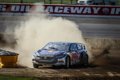 Oliver Eriksson Captures Career-Best Result In Red Bull GRC Indianapolis
