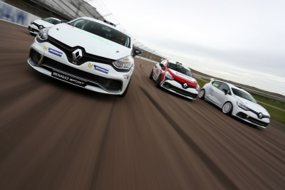 Ethan Hammerton Latest Young Talent To Join New Renault UK Clio Cup Junior Championship