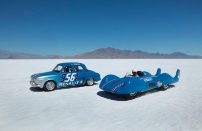 60 YEARS ON, THE ETOILE FILANTE AND RENAULT DAUPHINE TREAD AMERICAN SOIL AGAIN
