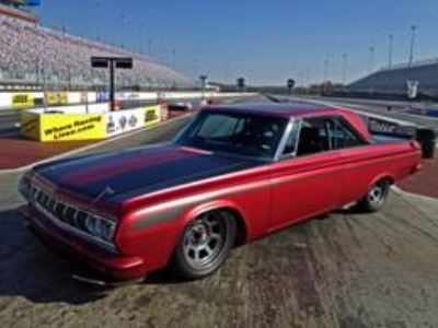 EVERNHAM '64 PLYMOUTH BELVEDERE AND '67 CHEVY 'INNOVATOR' AMONG FEATURED VEHICLES AT RKM IN CHARLOTTE