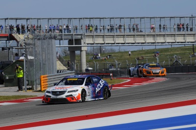 EVERSLEY SCORES TOP-10 FINISHES IN AUSTIN