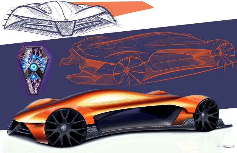 FCA US Product Design Office Announces Winners Of The 2017 Drive For Design Contest