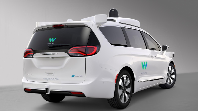 FCA Delivering Additional 500 Chrysler Pacifica Hybrid Minivans To Waymo's Self-Driving Program