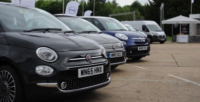 FCA Fleet And Business In The Fast Lane At Company Car In Action 2017