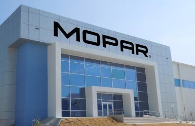 FCA US INVESTS $12.2 MILLION IN NEW MOPAR PARTS DISTRIBUTION CENTER IN VIRGINIA
