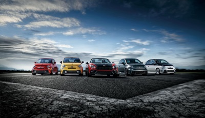 FCA UK Launches New Abarth Used Vehicle Locator