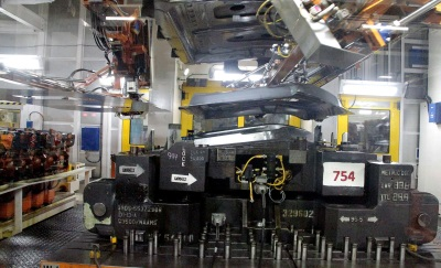 FCA US STERLING STAMPING CELEBRATES PRODUCTION LAUNCH OF THREE NEW STAMPING PRESSES