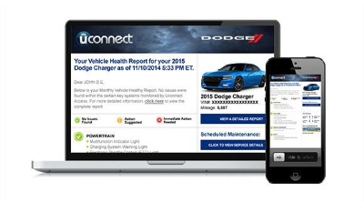 FCA US LLC DEBUTS ALL-NEW AND EASY-TO-USE 'UCONNECT ACCESS' SERVICES AT 2015 CONSUMER ELECTRONICS SHOW IN LAS VEGAS