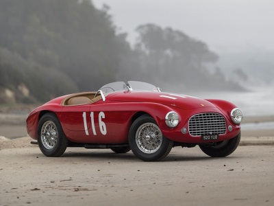 Remarkably Pure Ferrari 166 MM Completes RM Sotheby's Stellar Offering at Amelia Island