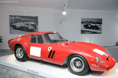Ferrari 250 GTO Achieves $38,115,000