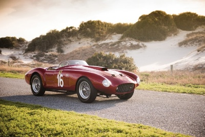 LANDMARK FERRARI 275S/340 AMERICA BARCHETTA LEADS EARLY HIGHLIGHTS FOR RM SOTHEBY'S FLAGSHIP MONTEREY AUCTION
