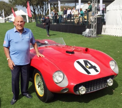 The 290 MM wins at Amelia Island's Concours d'Elegance