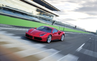 THE FERRARI 488 GTB – EXTREME POWER FOR UNIQUE DRIVING PLEASURE
