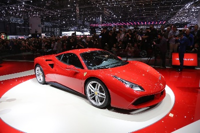 The Ferrari 488 GTB wows Geneva – Extreme power for extreme driving pleasure