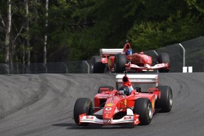 Ferrari 70Th Anniversary At Ferrari Racing Days At Silverstone 23-24 September 2017
