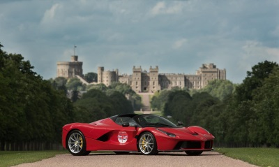 Ferrari 70Th Anniversary Events - UK Dealer Tour: 5Th July To 12Th August