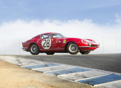 LE MANS WINNING SCUDERIA FILIPINETTI FERRARI 275 GTB COMPETIZIONE JOINS BONHAMS SCOTTSDALE AUCTION