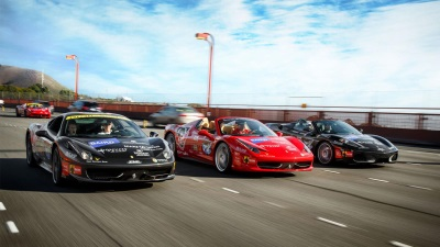 FERRARI OWNERS GROUP AND FERRARI OWNERS CHARITABLE FOUNDATION AIMING TO FUND 100TH WISH FOR MAKE-A-WISH GREATER BAY AREA