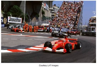 Sotheby's To Offer Michael Schumacher's Grand Prix Winning Ferrari  In Contemporary Art Evening Auction