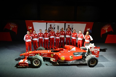 A Long Life For Ferrari Formula 1 Cars After Racing
