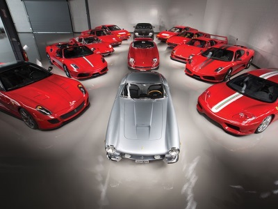 Ferrari Performance Collection - 13 of Maranello's Greatest Road Cars to be Auctioned at RM Sotheby's Monterey Sale