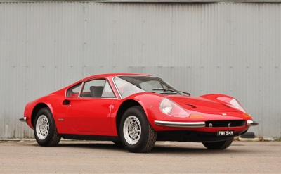 Two Of Ferrari's Finest Seek New Homes