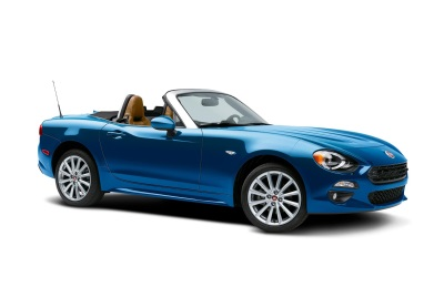 Vin No. 1 Of The Fiat 124 Spider Prima Edizione Lusso Special Edition Sells On Same Day Offered On Gilt.Com