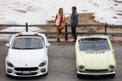 THE NEW FIAT 124 SPIDER PRICING AND SPECIFICATIONS ANNOUNCED
