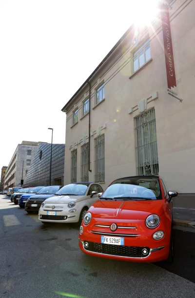 Fiat 500: 10 Days Of Celebrations For A Journey Sixty Years In The Making