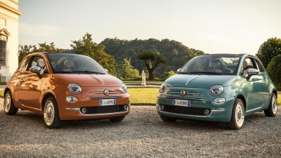 A Special Gift To Celebrate A 60Th Birthday: The New Fiat 500 Anniversario