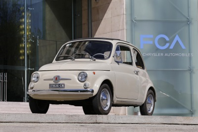 The Fiat 500 Acquired By The Museum Of Modern Art In New York