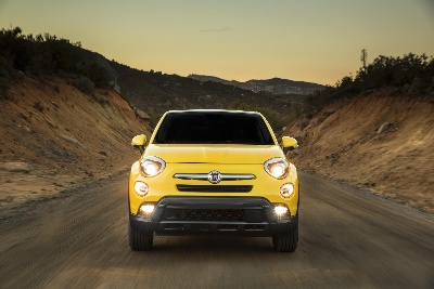 CUSTOMERS CAN NOW CONFIGURE THEIR ALL-NEW FIAT 500X CROSSOVER, STARTING AT $20,000 MSRP