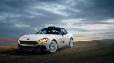 Fiat Brand And Hoonigan Search For Female Racer To Pilot Fiat 124 Spider Abarth Rally Car