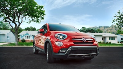 'A WHOLE NEW WAY TO LOOK AT FIAT' MARKETING CAMPAIGN DEBUTS FOR FIAT 500X CROSSOVER