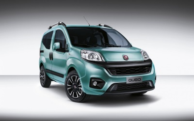 NEW FIAT QUBO NOW AVAILABLE TO ORDER IN THE UK