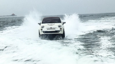 THE FIAT BRAND RETURNS TO VANS US OPEN OF SURFING FOR THIRD YEAR