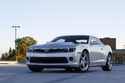 FIFTH-GEN CAMARO APPROACHES 500,000 U.S. SALES