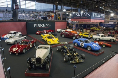 FISKENS STEALS THE SHOW AS ICONIC MOTORSPORT GREATS TAKE CENTRE AT RETROMOBILE